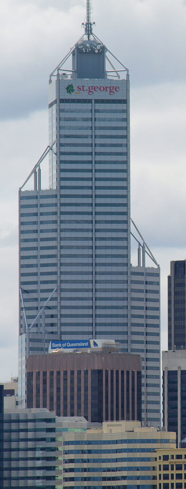 Office buildings in perth western australia for 5 st georges terrace perth