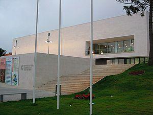 Caldas da Rainha - Centro Cultural e de Congressos (CCC, Cultural and Conference Centre)