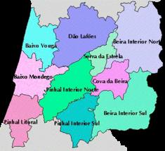 Centro Region Portugal Wikipedia - Portugal map regions