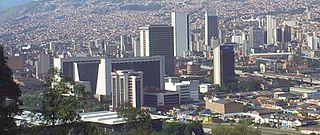 City in Antioquia, Colombia