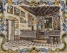 Ceràmica, (Rajola de València). Espai públic d'Alzira, 6.jpg