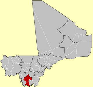 Bougouni Cercle Cercle in Sikasso Region, Mali