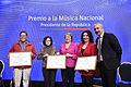 """Ceremonia de entrega del premio a la música nacional """"Presidente de la República"""" (25508393074).jpg"""