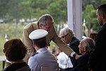 Cerimônia da Imposição da Medalha da Vitória e comemoração do Dia da Vitória, no Monumento Nacional aos Mortos da 2ª Guerra Mundial (26885918256).jpg