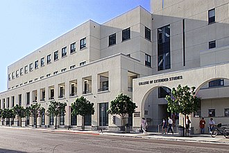 San Diego State University College of Extended Studies - Image: Ces 05