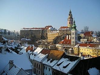 Český Krumlov - Krumlov Castle