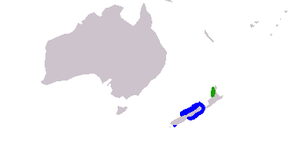 alt=Description de l'image Cetacea_range_map_Hector's_Dolphin.PNG.