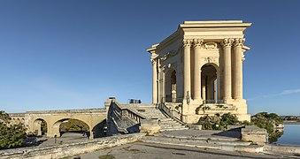 Château d'eau du Peyrou, Montpellier 01.jpg