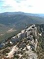 Château de Peyrepertuse (ruines) - Duilhac-sous-Peyrepertuse 03.jpg