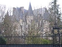 Le château Raoul.