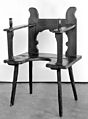 Chair, German, 17th century Wellcome M0007446.jpg