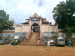 Champakara - Champakara Devi Temple