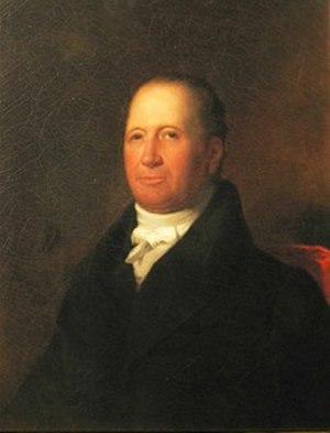 Theodorick Bland (judge) - Chancellor Theodorick Bland (1776–1846) by John Wesley Jarvis