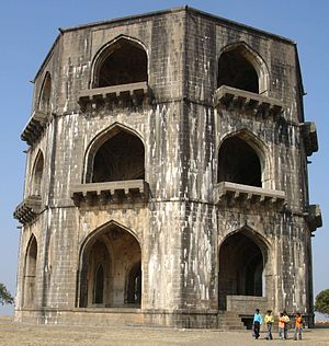 Ahmednagar - Tomb of Salabat Khan