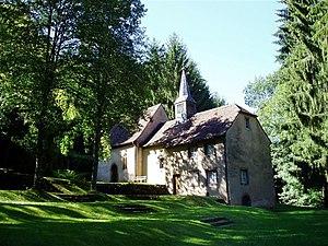 Enchenberg - St. Verena's Chapel
