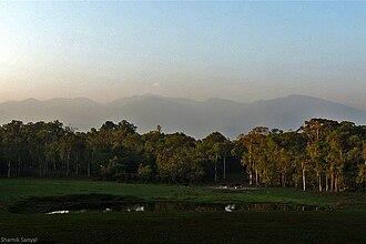 Chapramari Wildlife Sanctuary - Image: Chapramari