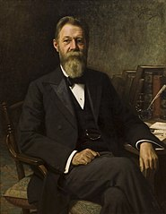 Portrait of Thomson Wilson Leys