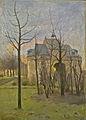 Charles Rousseau - Ezelspoort te Brugge.JPG
