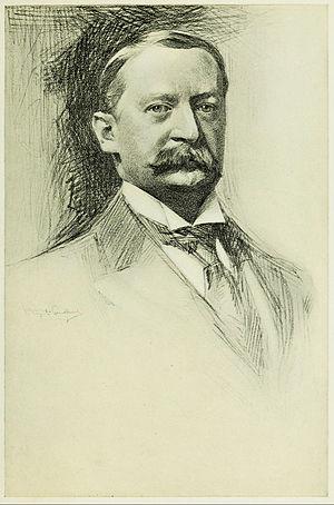 Charles Scribner II - Image: Charles Scribner by V Floyd Campbell