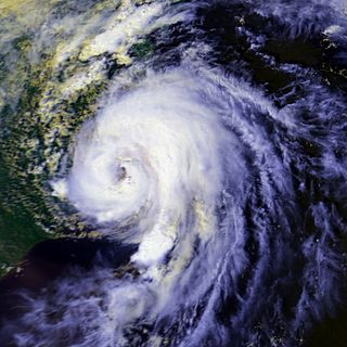 Hurricane Charley (1986) Category 1 Atlantic hurricane in 1986