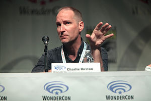 Charlie Huston - Charlie Huston at WonderCon 2015