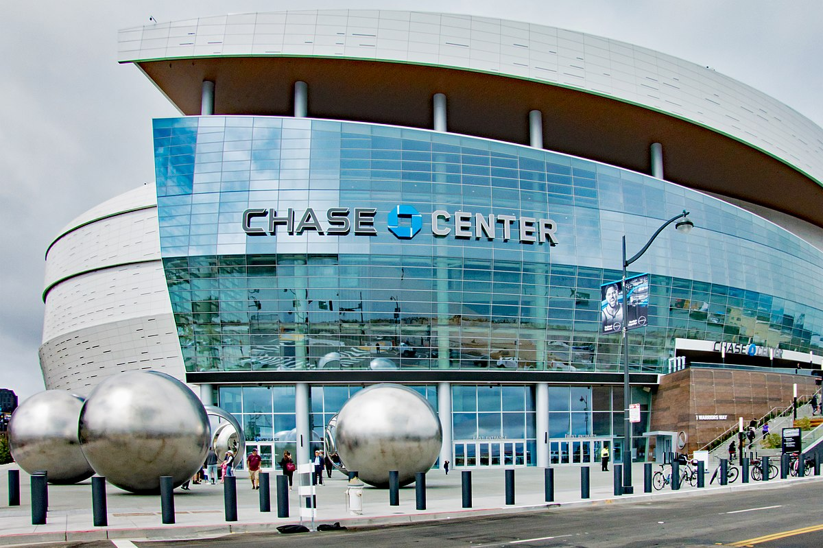 Chase Center - Wikipedia