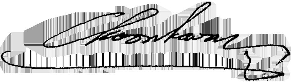 Chatichai Choonhavan's signature