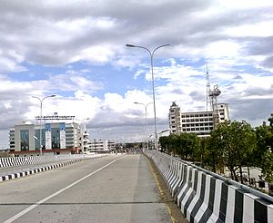 Palayamkottai - Speaker Chellapandian Flyover(North Bypass Road near Vannarapettai)