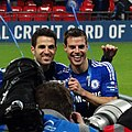 Chelsea 2 Spurs 0 Capital One Cup winners 2015 (16487950497).jpg