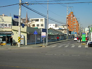 Cheongnyangni 588 Place in Dongdaemun District