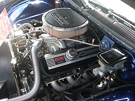 chevrolet big-block engine