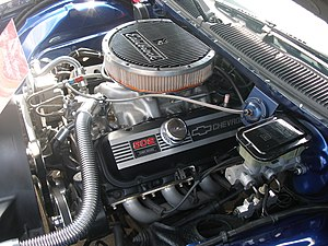 Chevrolet Big-Block engine - The Chevrolet 502 V8