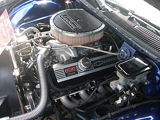 Cubic inch - An engine size noted as 502 cubic inches