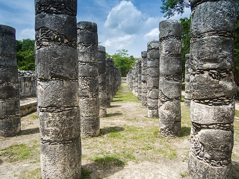 File:Chichen Itza Mexico (21094803716).jpg