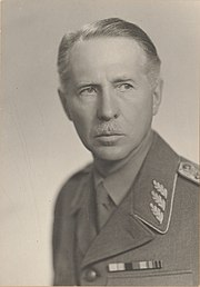 Archibald Douglas (1883–1960) Chief of the Swedish Army