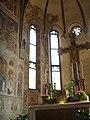 Chiesa degli eremitani, abside.JPG