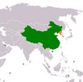 China North Korea Locator.png
