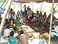 Chinalingala Sri Kodanda Ramalayam pradhama varshikothsavam homam.jpg