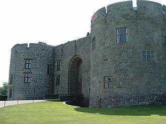 Roger Mortimer de Chirk - Chirk Castle