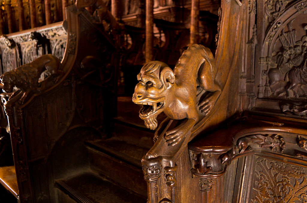 Choir stall of Cathedral of Toledo 04.jpg
