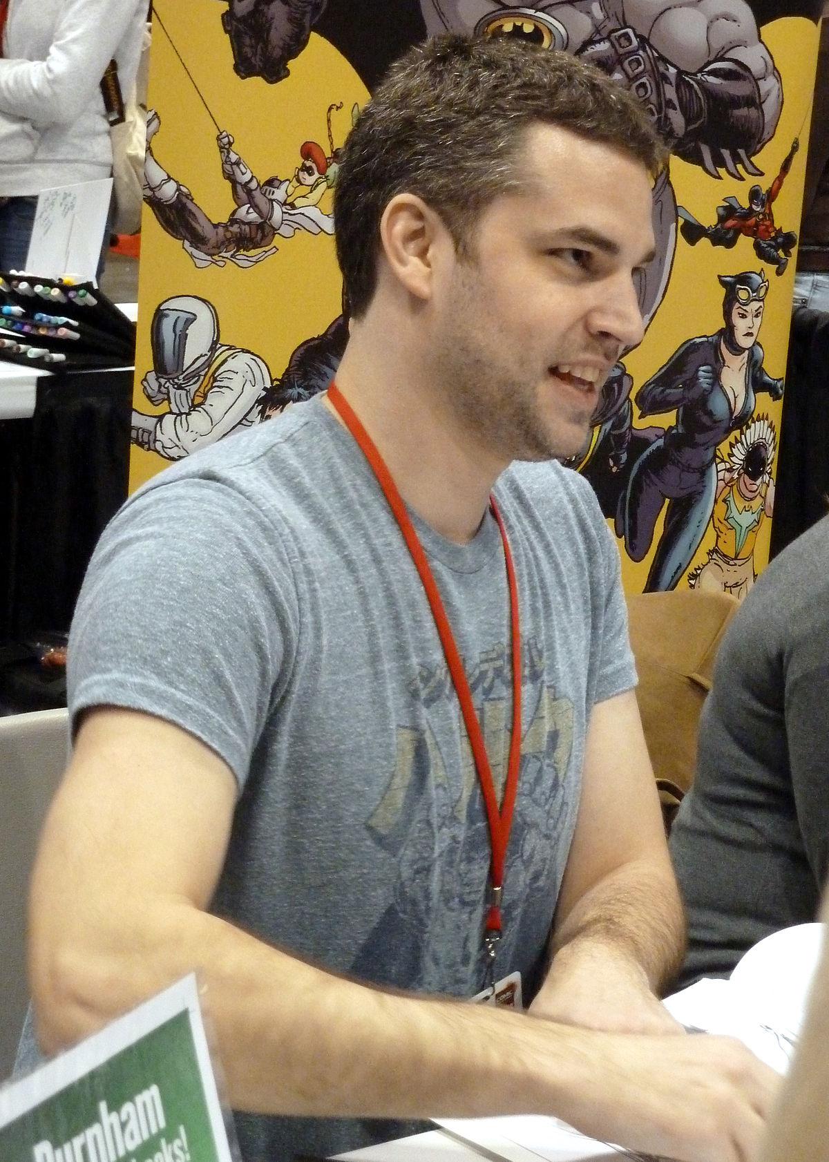 Chris Burnham Wikipedia