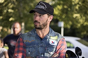 Chris Joannou - Joannou in Wagga Wagga as part of Rock'N'Ride in January 2013