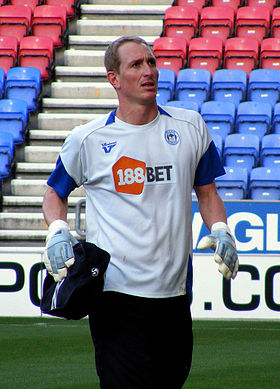 Image illustrative de l'article Chris Kirkland