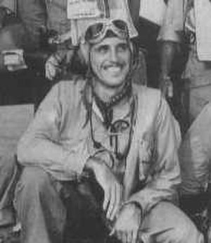 Christopher Magee (fighter pilot) - Chris Magee of VMF-214
