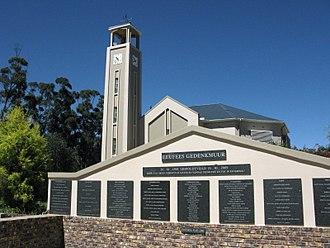 Leipoldtville - Church in Leipoldtville