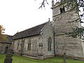 Church of St Andrew, Boothby Pagnell, Lincolnshire, England - from the northwest.jpg