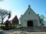 Church of the Holy Heart of Jesus in Cerkwica, ZachPom.JPG