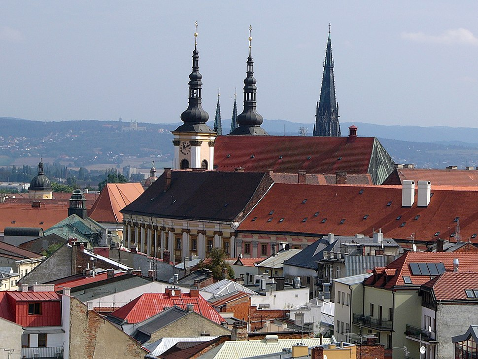 Churches in Olomouc