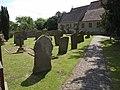 Churchyard, Minsterworth - geograph.org.uk - 1320661.jpg