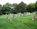 Churchyard, St Peter's Church, West Winterslow - geograph.org.uk - 984941.jpg